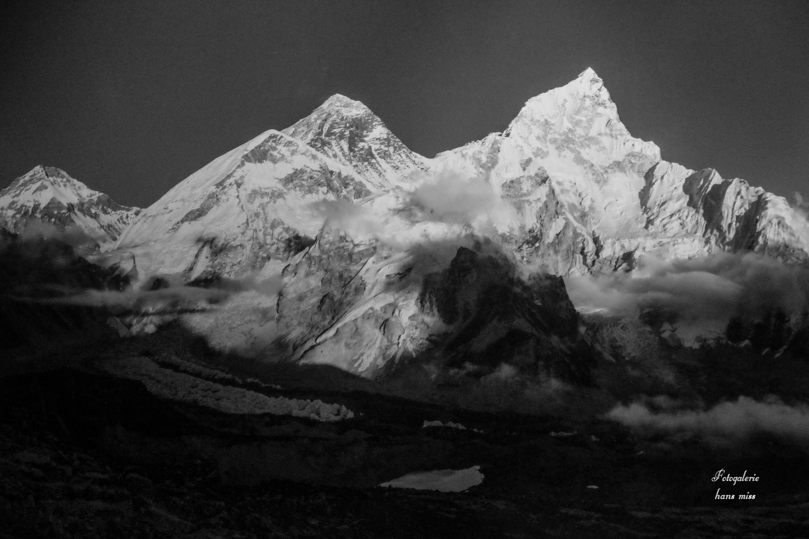 Berge 2018  Nepal