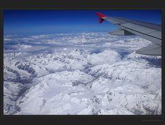 Berge bis zum Horizont (Anfang der Serie)