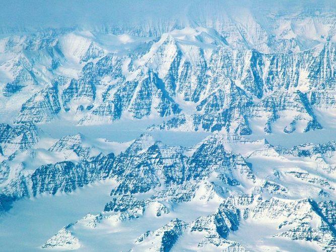 Berge Grönlands