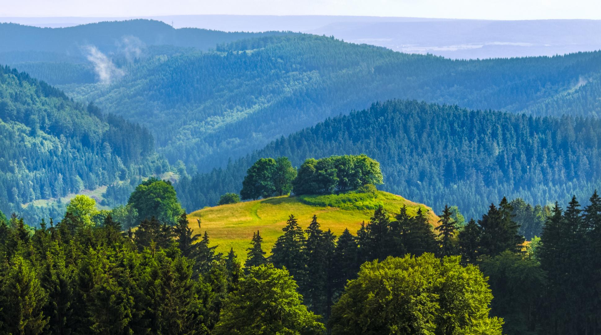 Berge im Harz