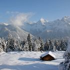Berge, Schnee und Sonne: Was will man mehr?