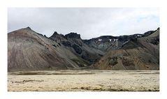 Berge wie aus einer anderen Welt