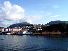 Bergen (Hafeneinfahrt)