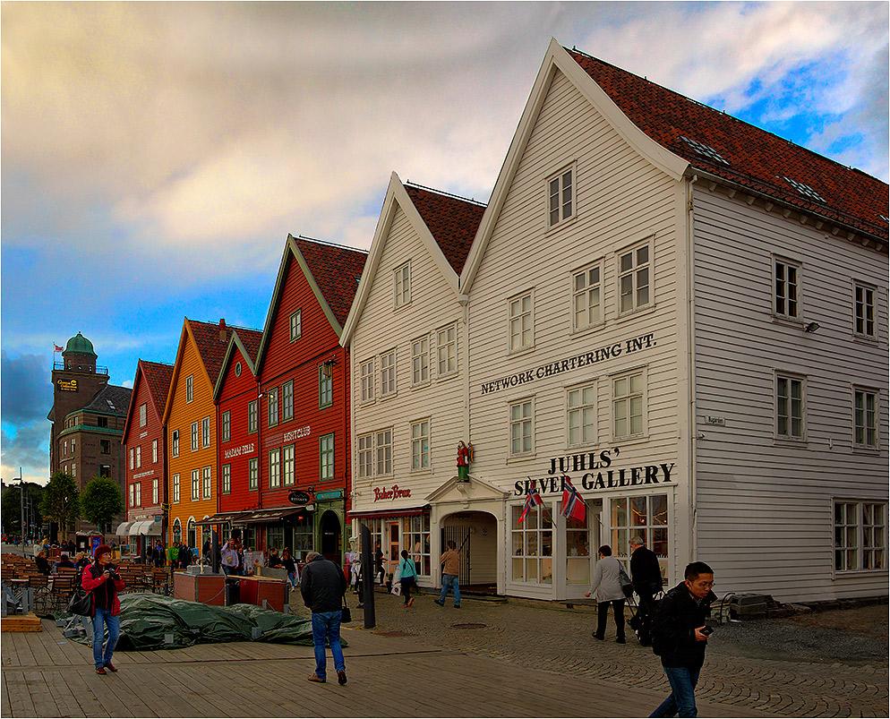 ... Bergen klassisch ...
