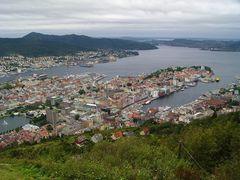 Bergen/ Norwegen