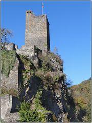 Bergfried der Niederburg