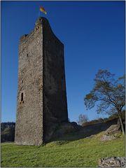 Bergfried der Oberburg
