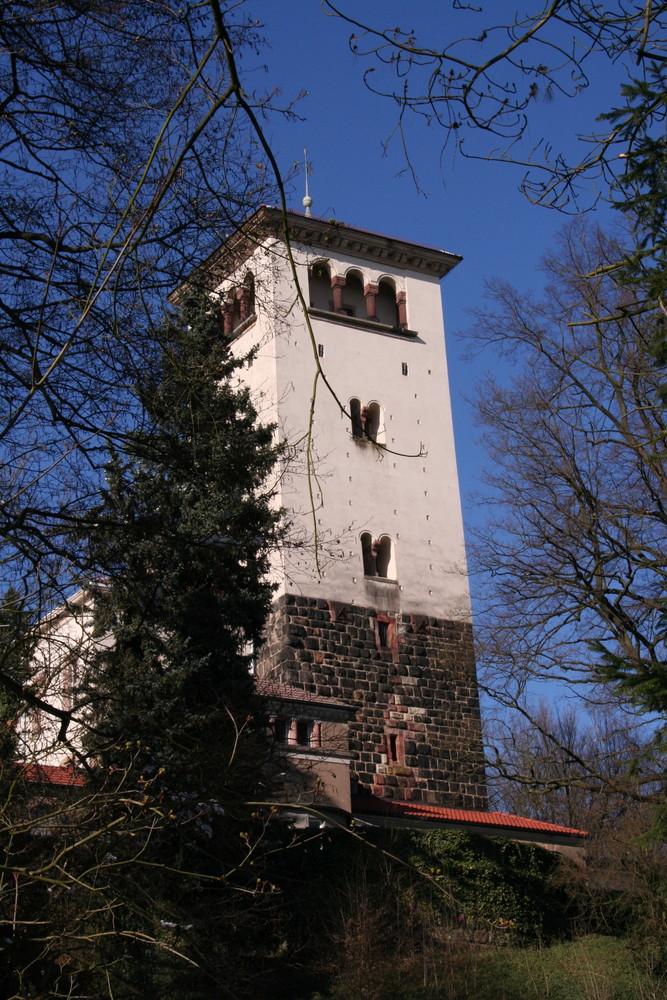 Bergfried, Schloss Waldenburg
