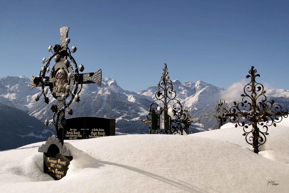 Bergfriedhof 1