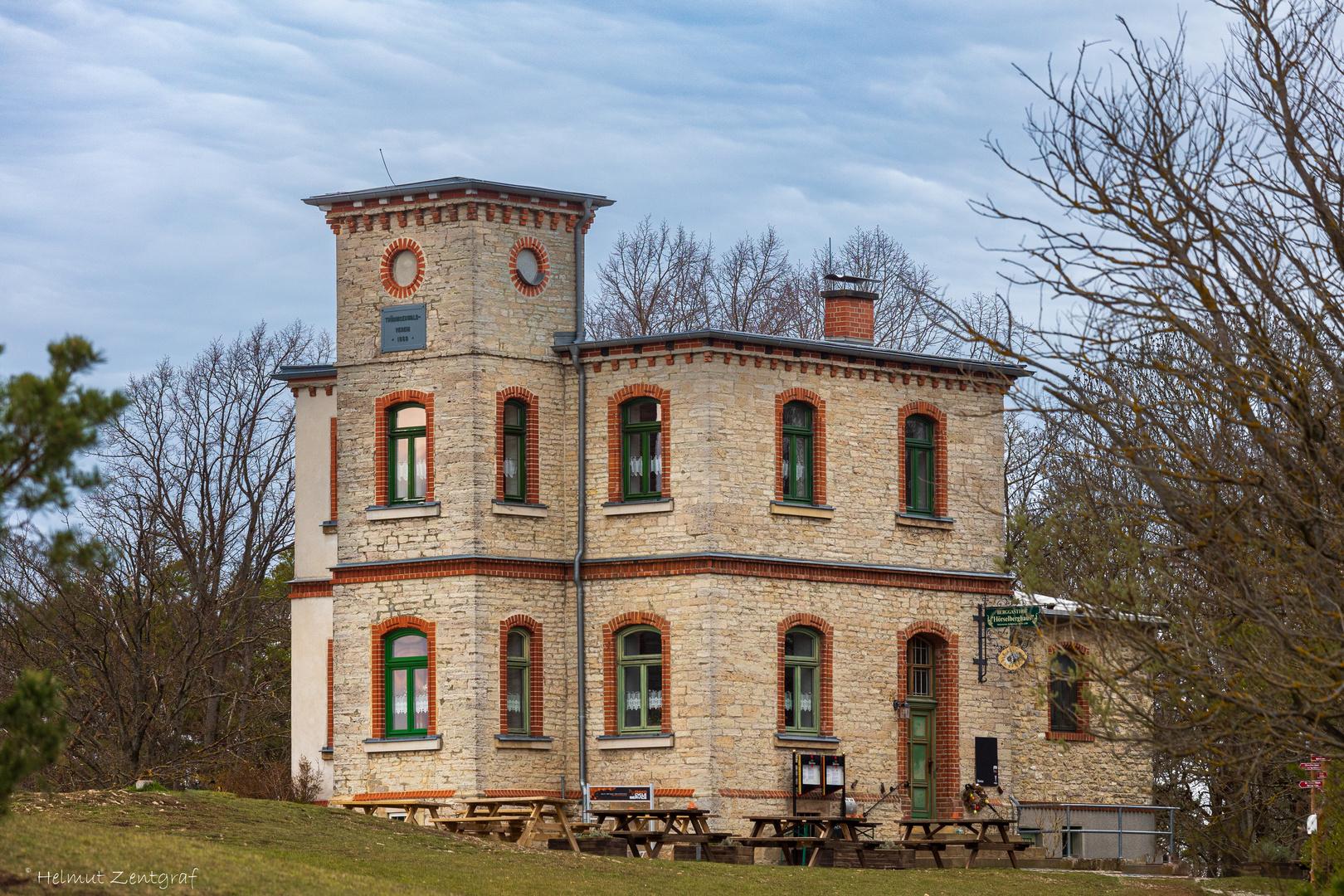 "Berggasthof ""Hörselberghaus"""