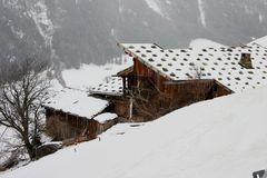 Berghof im Martelltal