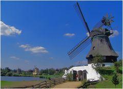 Bergholländer-Mühle Immanuel