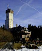 Berghotel auf dem Pöhlberg