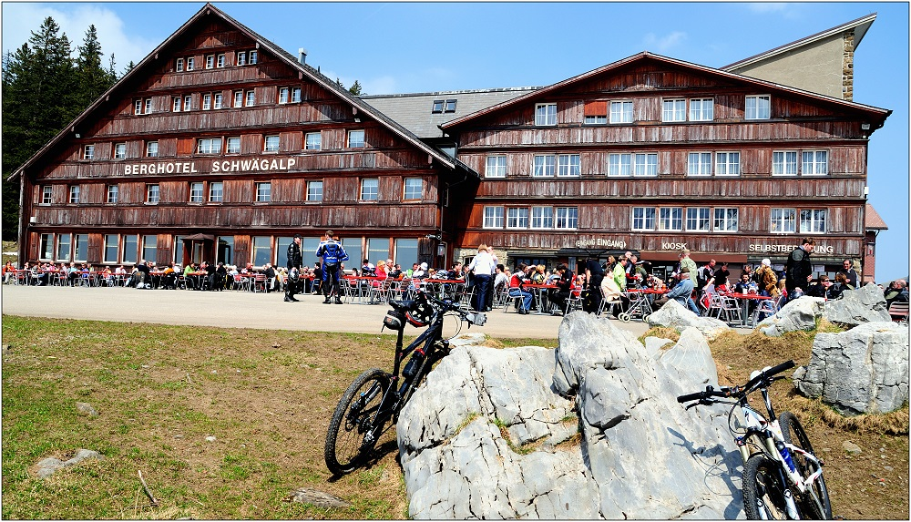 ... Berghotel Schwägalp ...