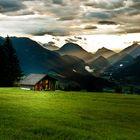 Berghütte