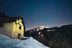 Berghütte...