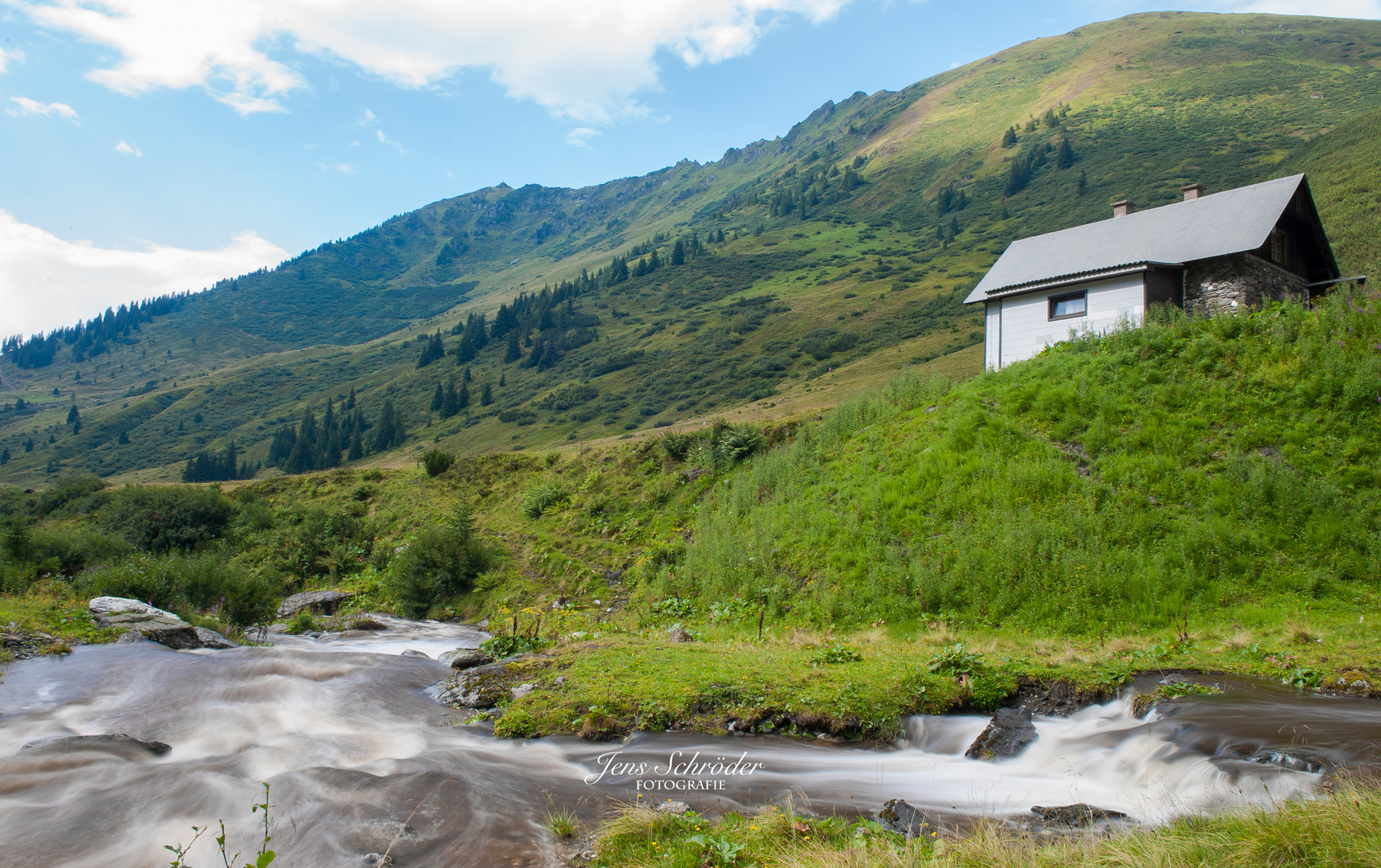 Berghütte Planneralm