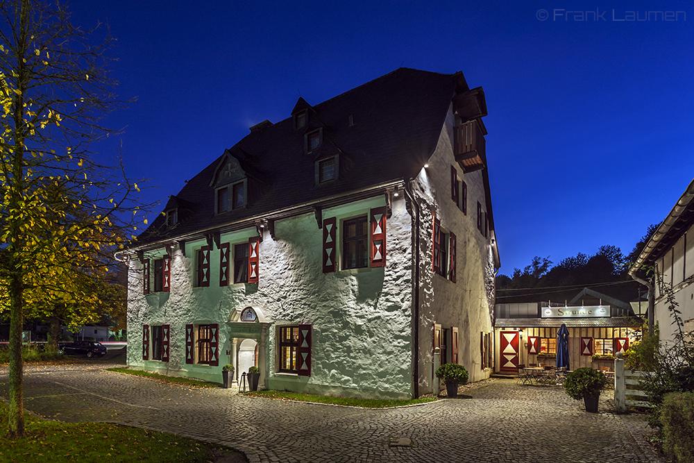 Straßensperrung Bergisch Gladbach