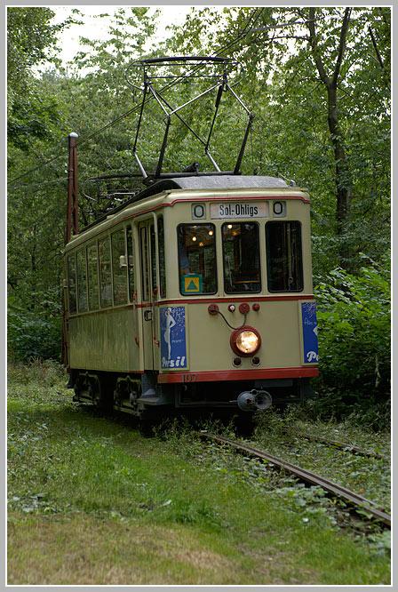 Bergische Museumsbahn Wuppertal-Kohlfurth
