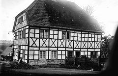 Bergisches Fachwerkhaus .   .120_2758