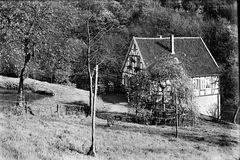 Bergisches Fachwerkhaus.    ...120_2801