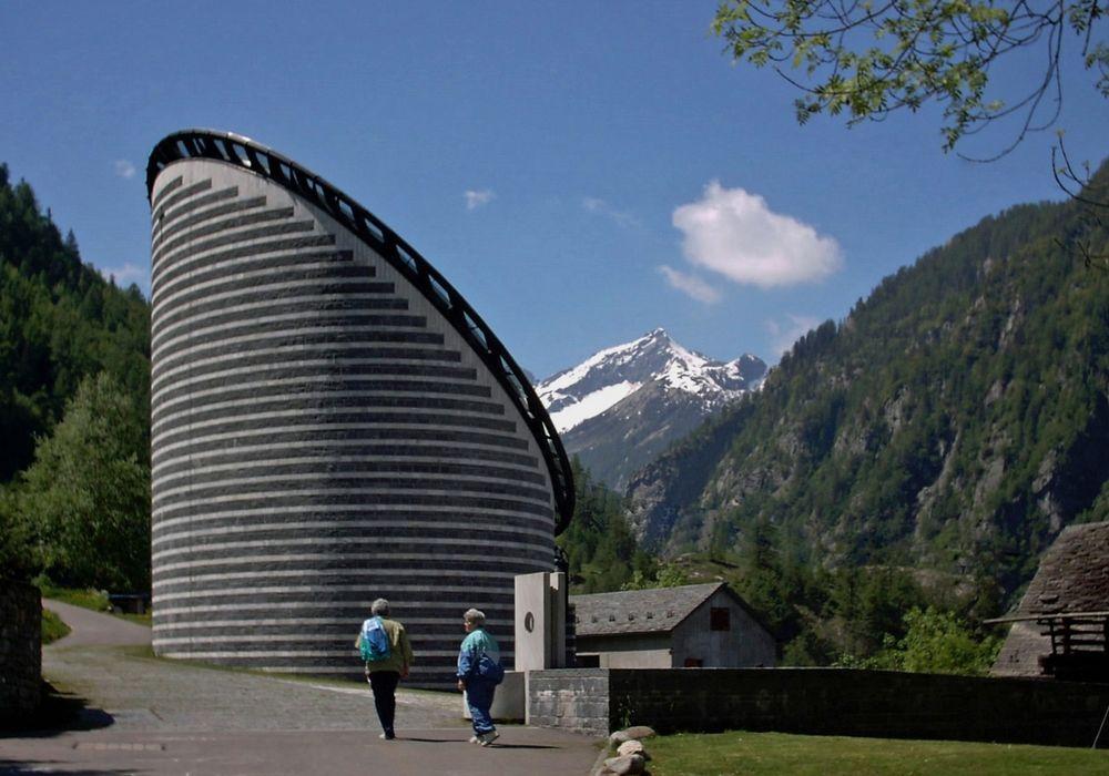Bergkirche in Mogno