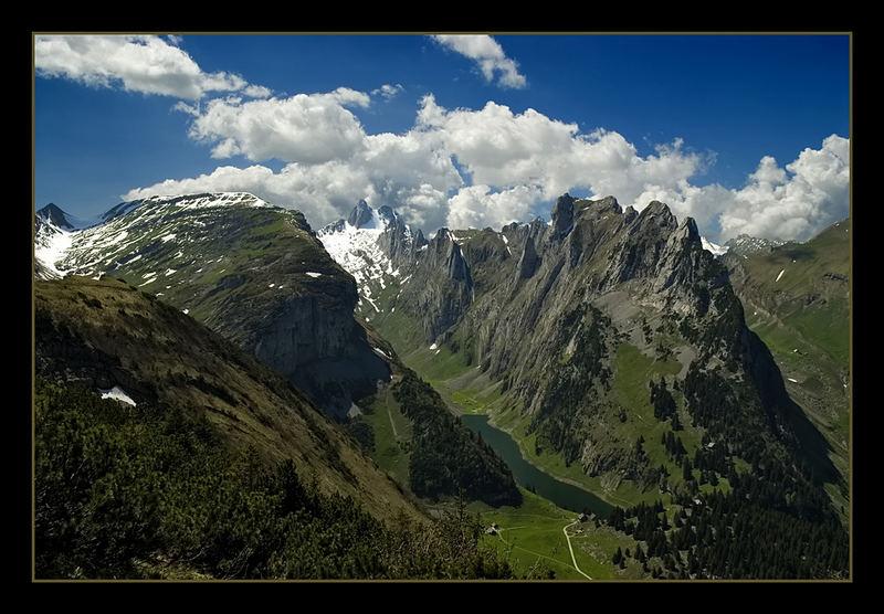 Berglandschaft 1