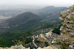 Berglandschaft auf Mallorca