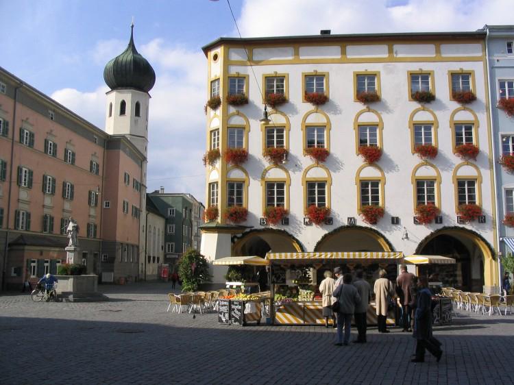 Bergmeister, Rosenheim