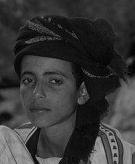 Bergnomade aus dem Oman SW
