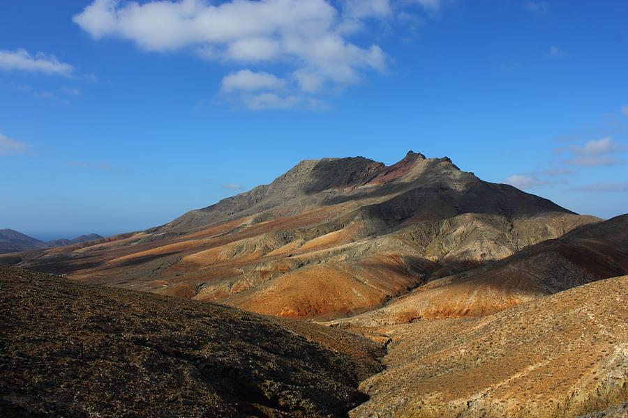 Bergpanorama - Fuerteventura