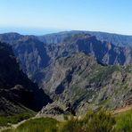 Bergpanorama Madeira 1