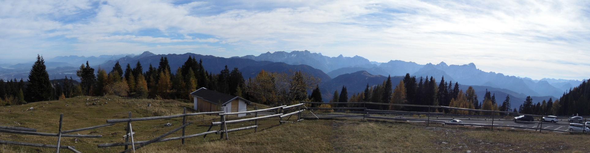 Bergpanorame/Kärnten