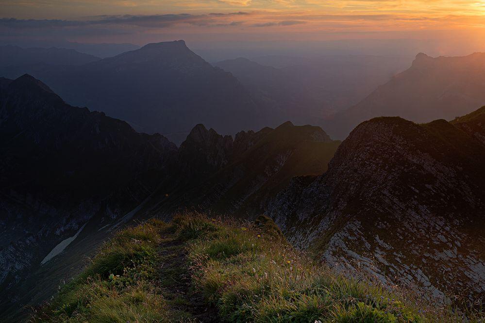 Bergpfad