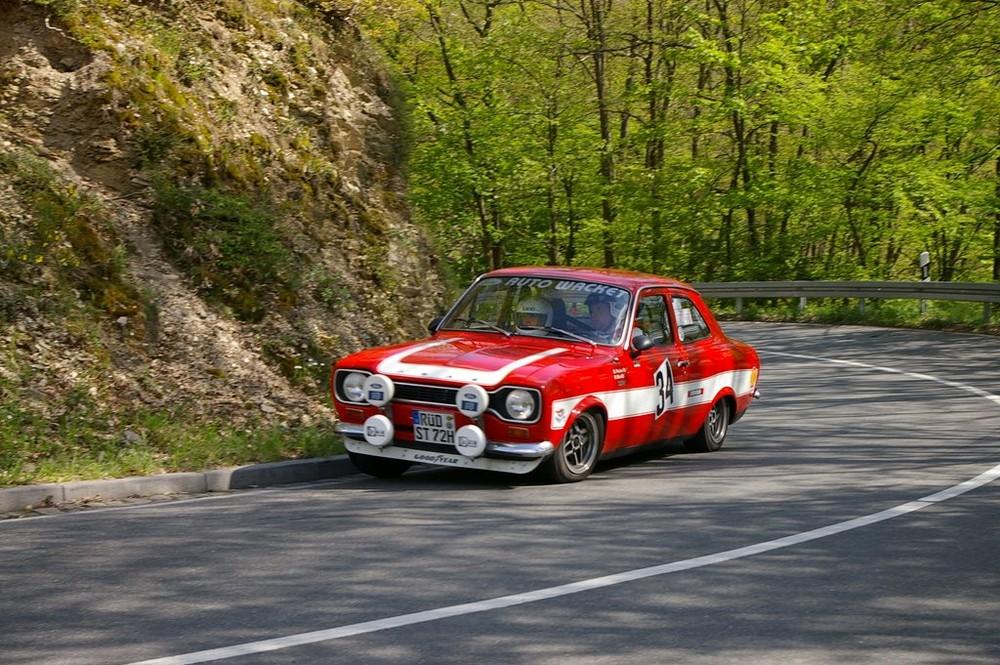 Bergprüfung Escort RS2000 MK1
