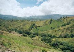Bergregion zwischen Jarabacoa und Constanza (ca. 1'000 m.ü.M.)