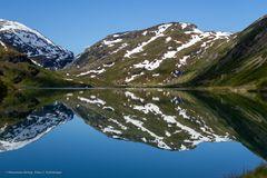 Bergsee bei Lom