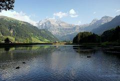 Bergsee im Berner-Oberland