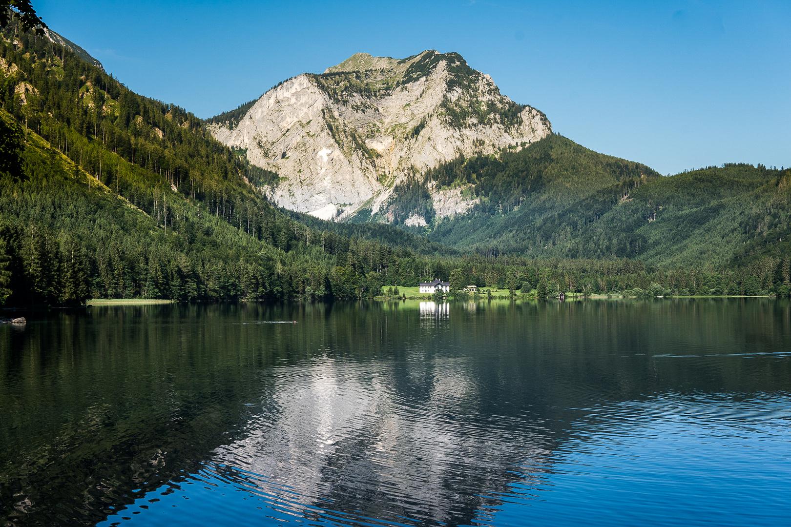 Bergsee (Langbathsee)