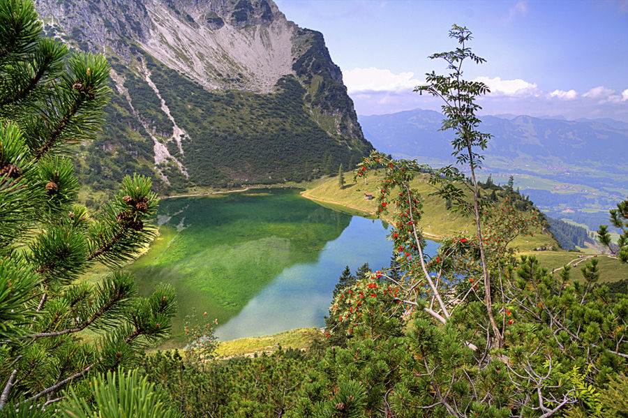 Bergseeidylle 1