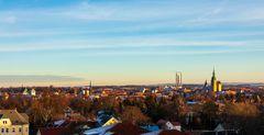 Bergstadt - Dezembersonne (1)