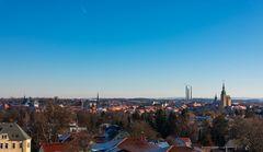Bergstadt - Dezembersonne (2)