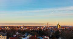 Bergstadt - Dezembersonne (3)