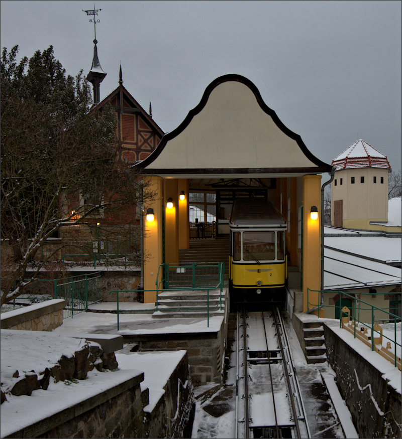 Bergstation ....