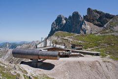 Bergstation Karwendelbahn