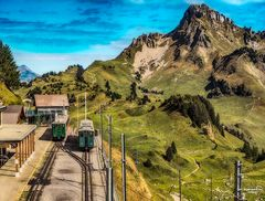 Bergstation Schynige Platte