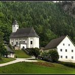 Bergsteigerfriedhof in Johnsbach IV