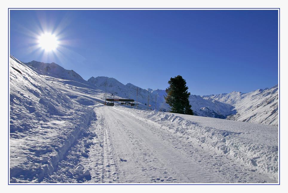 Bergstrasse :-)