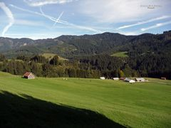 """Bergtour Grünten auf 1000m"""