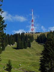 """'""""Bergtour Grünten mit mit Ziel Rundfunkturm"""""""
